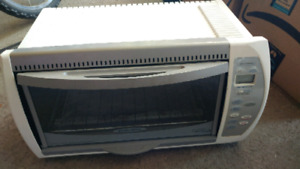 Black and decker Toaster oven with convection