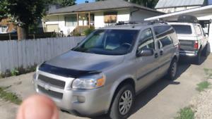 2005 Chev Uplander Minivan
