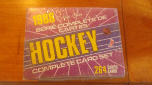 87 - 88 opc factory sealed hockey set