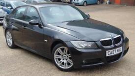 2008 BMW 3 Series 2.0 318d M Sport 4dr