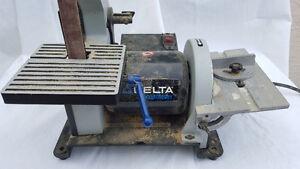 Combination Belt Disc Sander