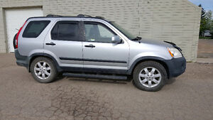 2005 Honda CRV  ONLY 169K!
