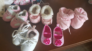 shoes for baby size 0 , 1 and 2