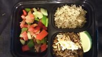 organic healthy meal plans!!!!!! prepared from scratch weekly