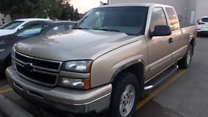 2006 SILVERADO 1500 EXT CAB