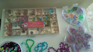 CRAFT BEADS SET---PERFECT EASTER GIFT