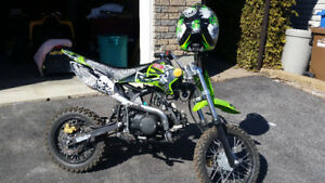 Motocross Demon 125cc