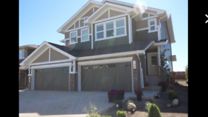 Executive Home for Rent in St. Albert's Lake Community!!