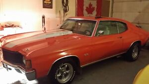 If a chevelle is what your looking then ......