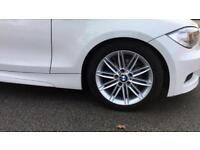 2011 BMW 1 Series 118d M Sport 2dr Manual Diesel Coupe