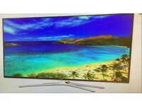 Samsung 50 inch tele 3D LED Smart TV with 3D Glasses