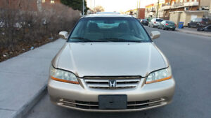 2002 HONDA ACCORD AUTOMATIQUE 2.3L***138000km***