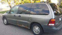 2001 Ford Windstar LX Fourgonnette, fourgon