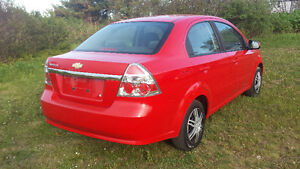 2009 Chevrolet Aveo.Standard 5 speed. $1950.obo