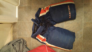 Edmonton Oilers Mens Hockey Pants