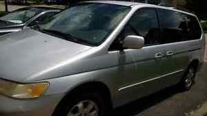 2003 Honda Odyssey EX-L Minivan, Van Kitchener / Waterloo Kitchener Area image 1