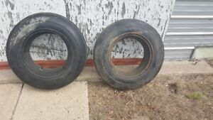 Used Farm Tractor Tires