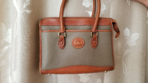 Authentic  Vintage Dooney & Bourke All Weather Leather Purse