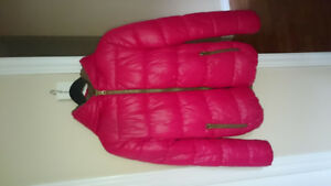 Women's puff jacket