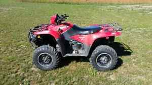 2006 suzuki king quad 700