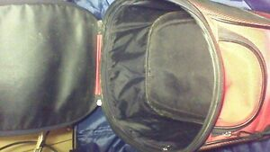 IXS motorcycle tank bag/travel bag with expandable top Stratford Kitchener Area image 4