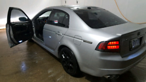 For sale 2008 Acura TL Type S  3.5L V6 Vtec in great shape.