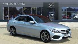 image for 2017 Mercedes-Benz C-CLASS C220d 4Matic AMG Line Premium Plus 4dr Auto Diesel Sa