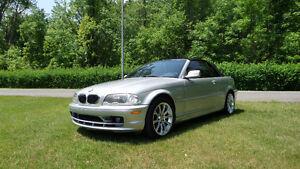 2003 BMW 325 CI Cuir Convertible