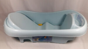 Baby Tub Cleaning Bath Tub Rest for the Baby 3 in 1 Drain Plug