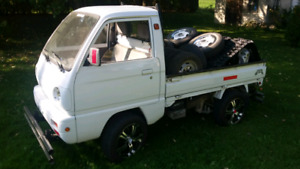 Suzuki Carry 1991 4X4