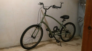 Around town on your Townie!  Electra Townie Bicycle