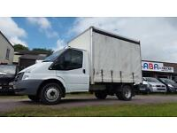 Ford Transit 350 Drw Curtain Side DIESEL MANUAL 2011/11