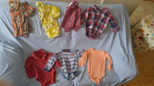 Lot linge bébé garçons 24 mois 2ans