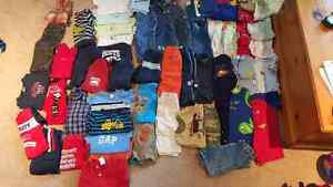 Boys size 6-12 month clothing