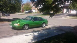 1993 Ford Mustang 5.0 Litre asking $17,000 OBO