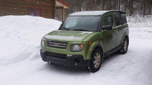 Honda  Élément 2007