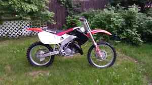 Almost mint 1999 cr125 for sale!