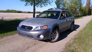 2007 Subaru Outback Very Clean!
