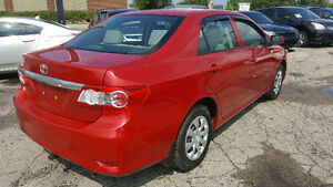 2011 Toyota Corolla CE Sedan - POWER GROUP! CERTIFIED! Kitchener / Waterloo Kitchener Area image 5