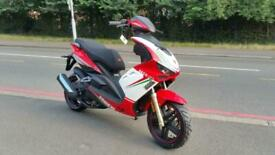 Brand new Neco GPX 50cc sports scooter moped stunning looks finance available