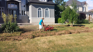 Sod installation as low as $1.00/sq ft!!