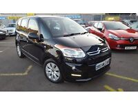Citroen C3 1.6 E-HDI VTR+ 90HP (black) 2015