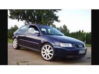 Audi A3 1.6 sport 2002 breaking for parts