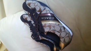 Coach Running Shoes - Like New Condition *Not Authenticated*