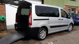 2012 Citroen Dispatch 2.0HDi Combi SX Wheelchair Disabled Accessible Vehicle