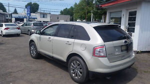 2007 Ford Edge  LEATHER & SUNROOF