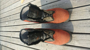 Royer Chainsaw Boots size 13