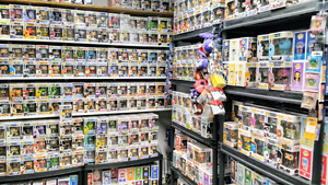 Funko POP Blowout Sale @ Rockets Sports Cards!