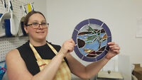 Stained Glass Beginner Class