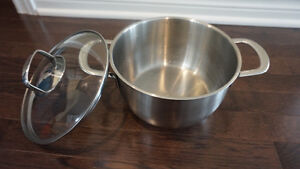 Rohe Germany Stainless Steel Pot - 3 lt.